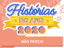 Histórias do ano 2020